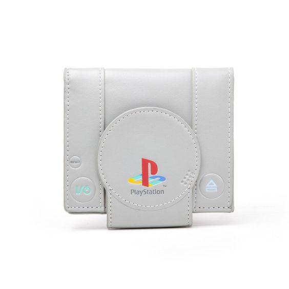 ★ NEW : Porte-Monnaie Playstation 1 ►►► http://ow.ly/O0rvM Le petit cadeau des Nostalgeek !