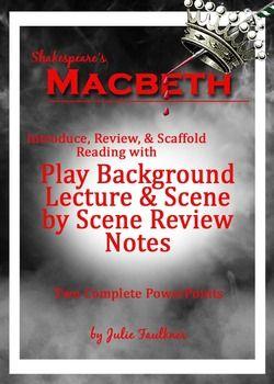 macbeth essay intro