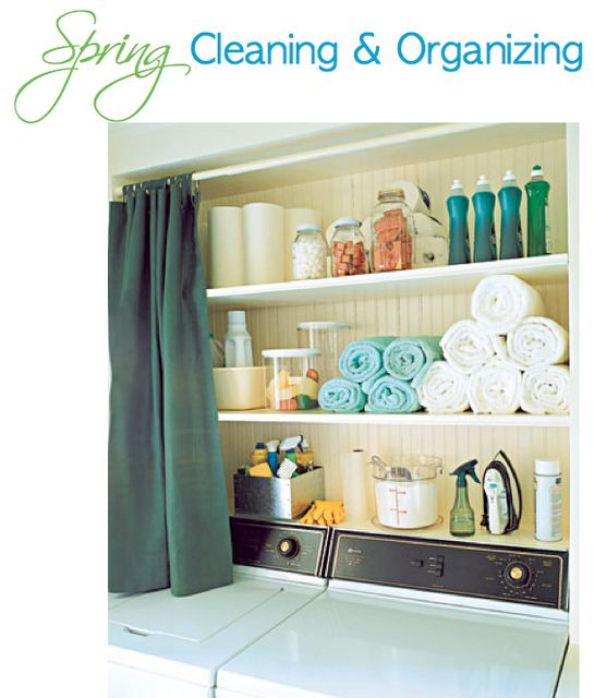 exactly what I want to do in the basement, but to hide our plumbing octopus (as well as stash cleaners etc)