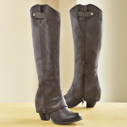 Ledge Boot by Fergie from Monroe and Main