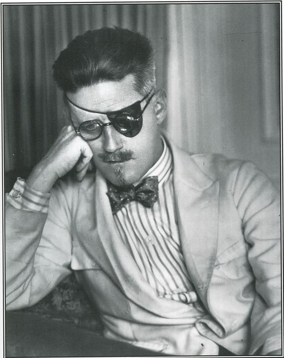 James Joyce http://judyweightman.wordpress.com/2012/11/27/reading-to-write-blind-and-visually-impaired-authors/