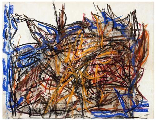 Jean-Paul Riopelle Follow the biggest painting board on Pinterest www.pinterest.com/atelierbeauvoir