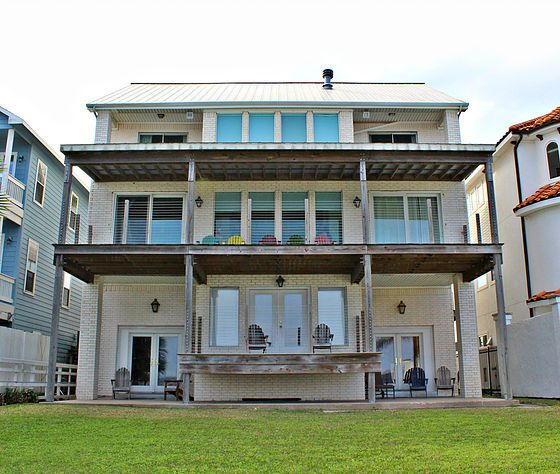 Seaside Inn Bed And Breakfast Kemah Texas With Images
