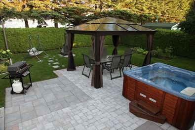 spa amenagement recherche google terrasse pinterest. Black Bedroom Furniture Sets. Home Design Ideas