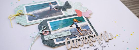 Scrapbookig, Project Life and... Love