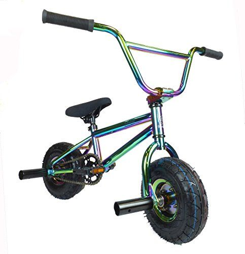 New Limited Edition Mini Bmx 1080 Kids Stunt Freestyle Jet Fuel Chrome Bmx Rocker Bike Bmx Bikes Stunt Bike Bmx