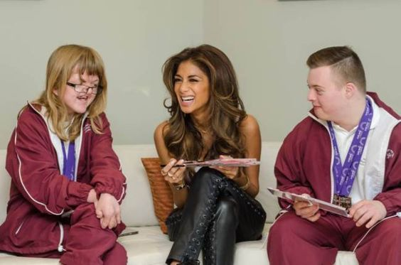 Nicole Scherzinger: I'm considering adopting a Down's syndrome child