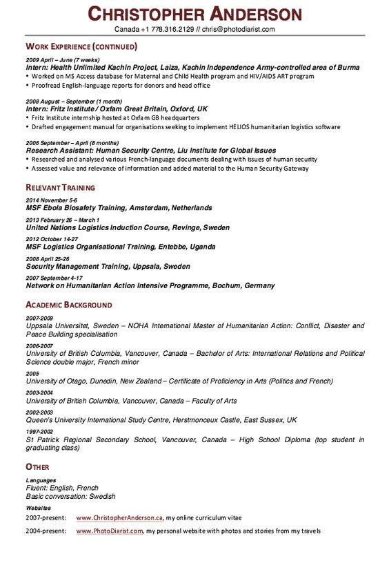 Chemical Engineer Resume - http\/\/resumesdesign\/chemical - logistics coordinator resume