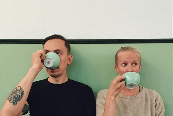 Guten Morgen! Das Berlin Coffee Festival steht an.