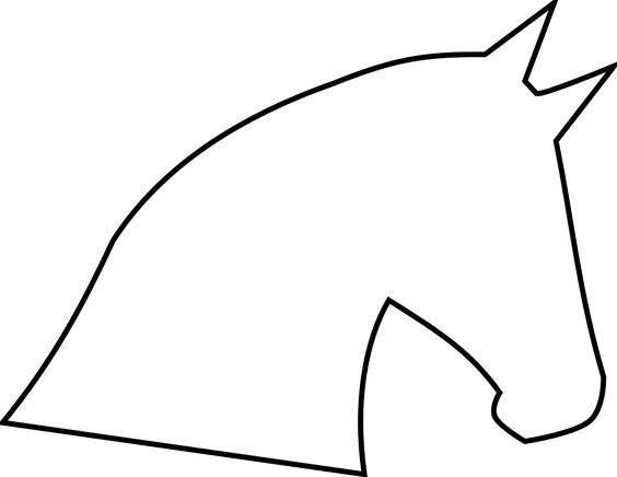 Free vector graphic: Horse Head, Horse, Head, Outline - Free Image ...