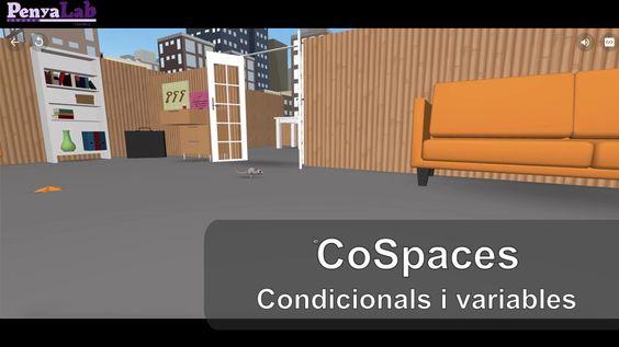 CoSpaces – Variables i condicionals