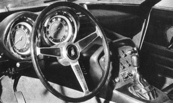 Lamborghini Flying Star II, 1966