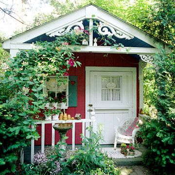 Garden Shed #6