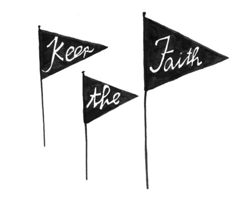 Keep the Faith graphic quote image. 1 Timothy 6:12 KJV Fight the good fight of faith, lay hold on eternal life, where unto thou art also called, and hast professed a good profession before many witnesses. #faith #quote