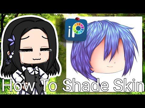 Tutorial How To Shade Skin Cara Shade Kulit Gacha Life Tutorial Gacha Tutorial By Arlya Draws Youtube Di 2020 Gambar Sketsa Kulit