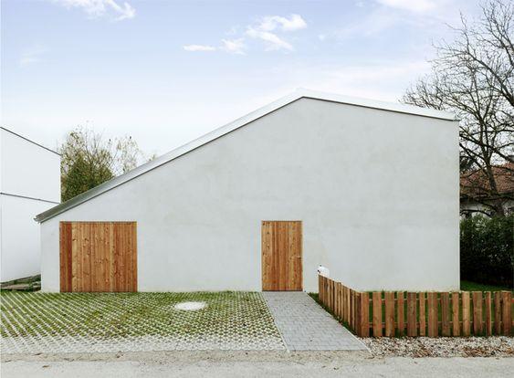 Einfamilienhaus Bisamberg   triendl und fessler architekten