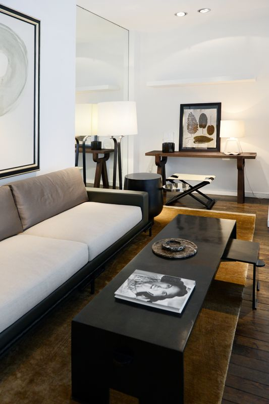 Christian Liaigre  the virtual-tour to Paris showroom - News / Events -  Fifth Avenue | D-Christian Liaigre | Pinterest | Christian liaigre, Virtual  tour ...
