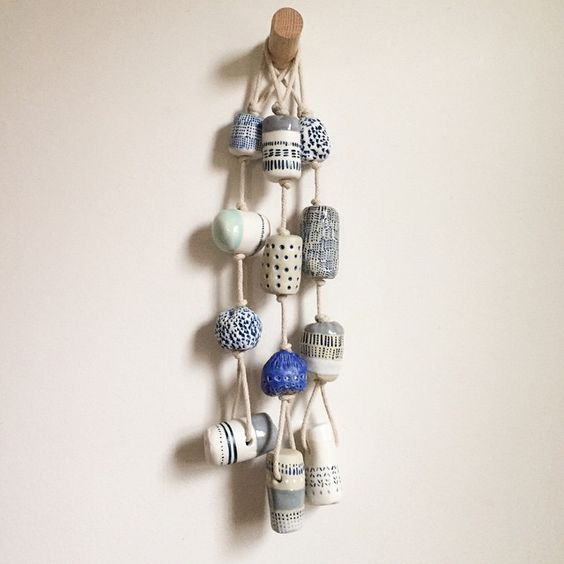 """I have these new wall beads available! If you are interested email me for details :-) hello@st-eloy.com"""