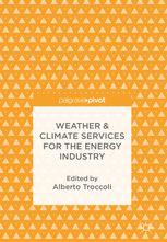 Resultado de imagen de Weather & Climate Services for the Energy Industry.