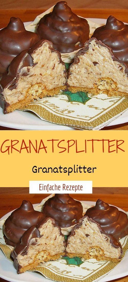 Granatsplitter Kochen Und Backen Rezepte Kuchen Und Torten Rezepte Kuchen Und Torten