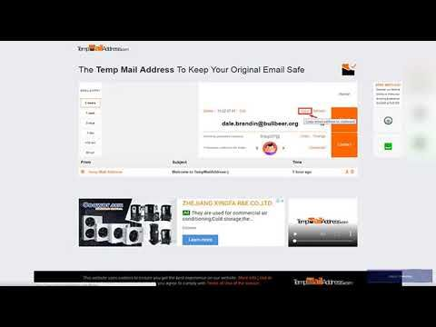 Protege Tu Cuenta De Correo Personal Con Temp Mail Address Science And Technology Addressing