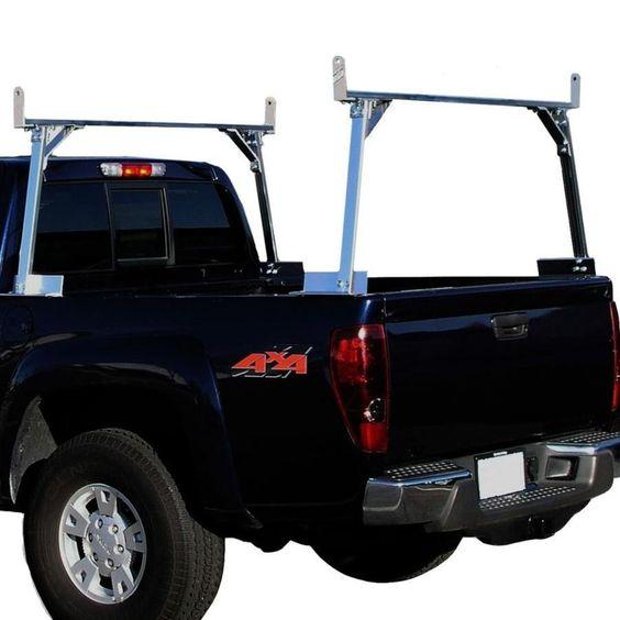 Great Day Rapid Rack Full Size Aluminum Truck Rack Beds Pipes Cargo Rack Kayak Rack For Truck Truck Cargo Rack