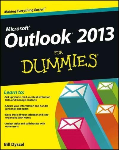 Outlook for Dummies 2013