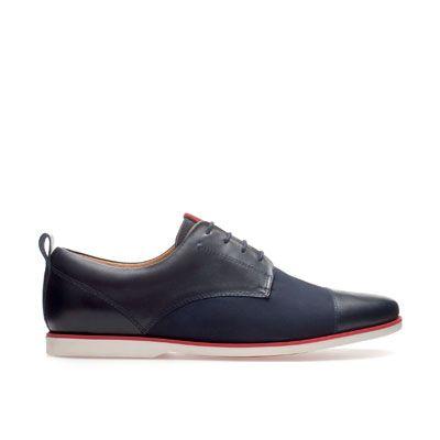 BLUCHER NAUTIC , Zapatos , Zapatos , Hombre , ZARA Colombia
