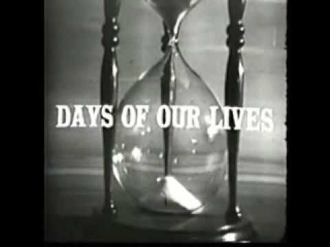 Days of our Lives 1966 open & end titles