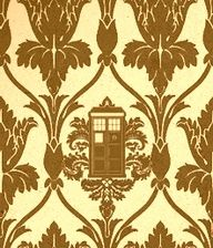 TARDIS in Sherlock wallpaper