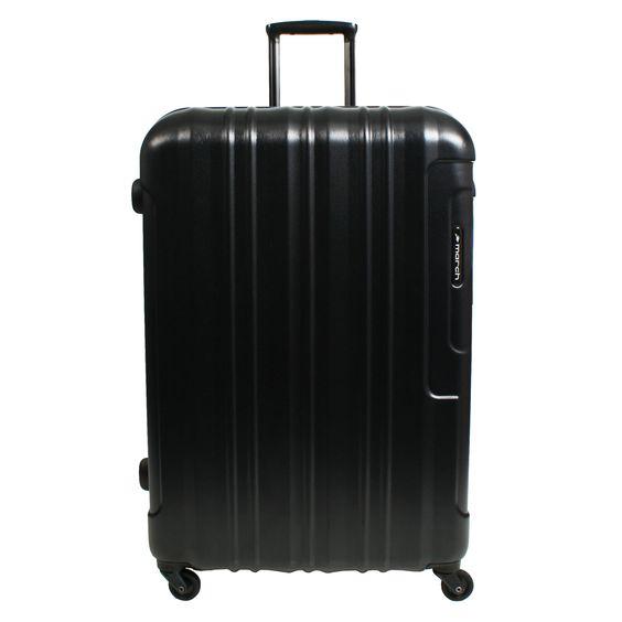 Großer Koffer March15 Cosmopolitan  bei Koffermarkt: ✓TSA-Schloss ✓Polycarbonat-Hartschale ✓4 Rollen ✓schwarz ⇒Jetzt kaufen