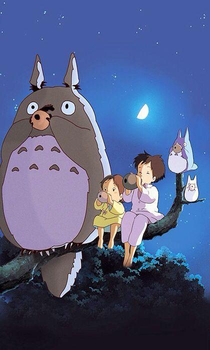 My neighbor Totoro - #japonaise #Neighbor #Totoro