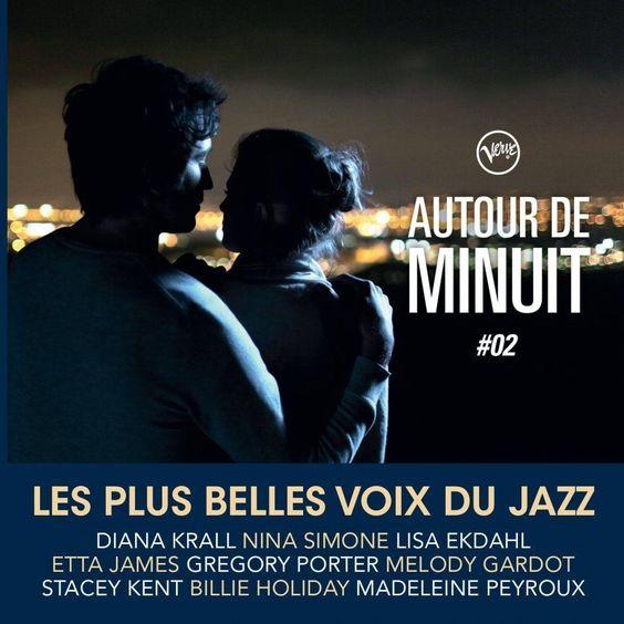 AUTOUR DE MINUIT 02 DOUBLE CD JAZZ - en CD  NEUF