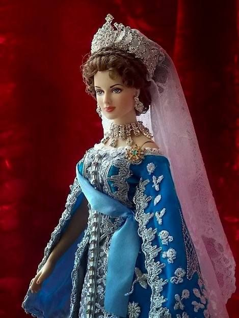 History Tonner doll: