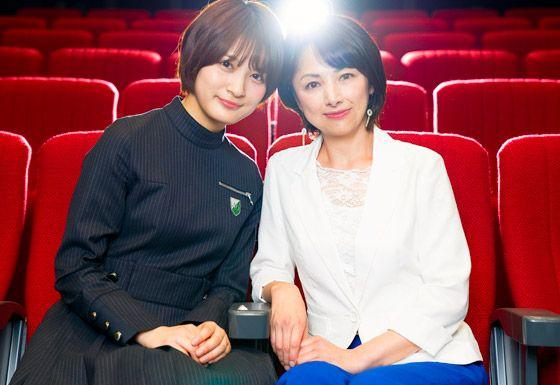 櫻井淳子と織田奈那