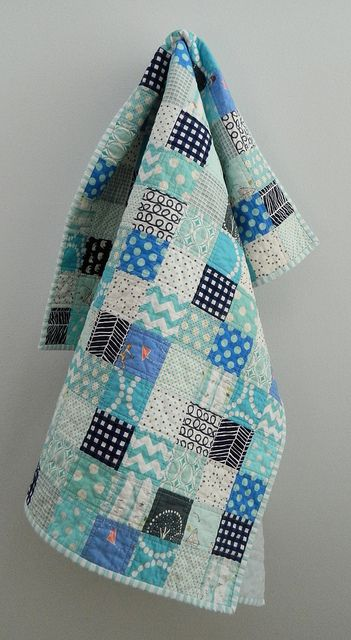 patchwork quilt: