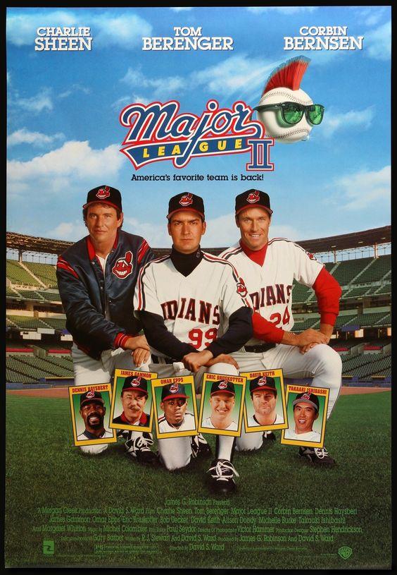 Major League Major League Movie Baseball Movies Charlie Sheen