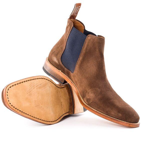 r m williams comfort craftsman mens chelsea boots in. Black Bedroom Furniture Sets. Home Design Ideas
