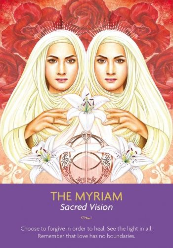 Get A Free Tarot Card Reading Using Our Oracle Card Reader - Featuring Doreen Virtue's Angel Tarot Cards - HealYourLife.com: