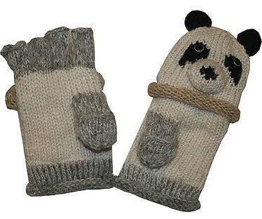 panda gloves - Google Search