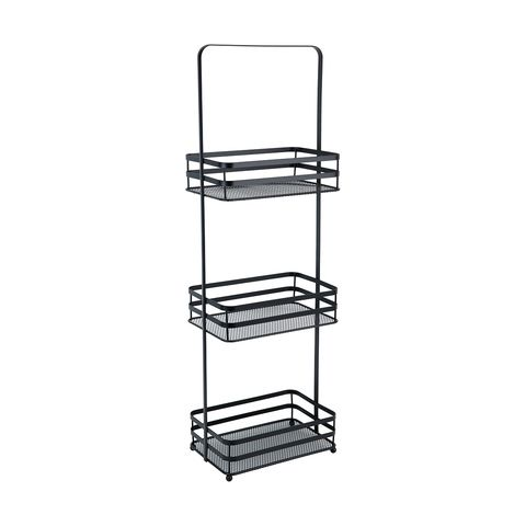 Image For Tile Top Kitchen Trolley From Kmart Pantry Storage