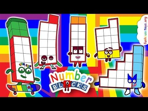 Have Some Fun With Our Collection Of Numberblocks Printables Find Printable Coloring Pages From Numb Coloring For Kids Printable Coloring Pages Coloring Pages