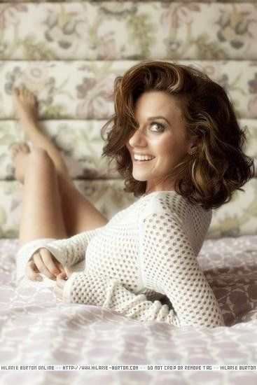 """Hilarie Burton from """"One Tree Hill"""""""