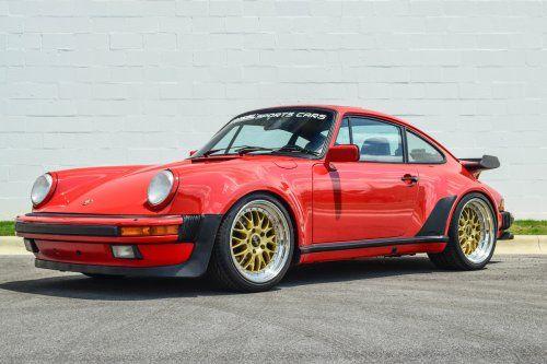 1987 Porsche 930 930 Turbo