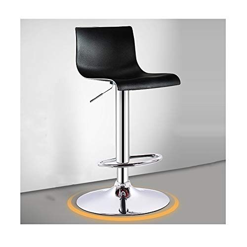 Agfxn 360 Swivel Bar Stools Furniture Chair With Back Support