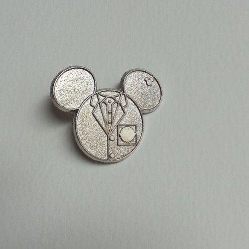 Disney Pins Hidden Mickey Pin Costume Silver Icon | eBay
