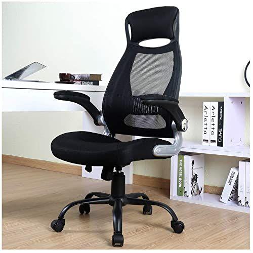 Best Seller Berlman High Back Mesh Office Chair Adjustable Armrest