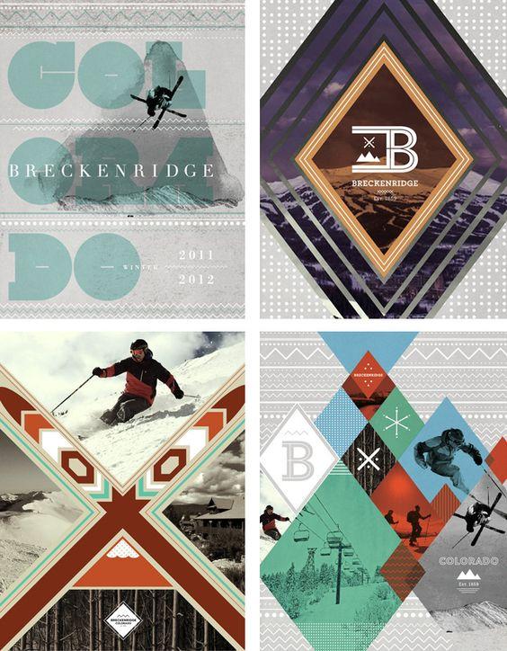 Breckenridge Ski Resort: Branding via Stopbreathing