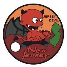 2008 - 7054 - New Jersey Devil pathtag (Geocoin alt)