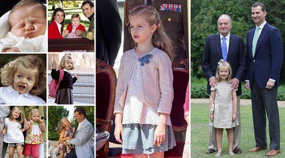 Responsable, serena, alegre... así es la Princesa de Asturias